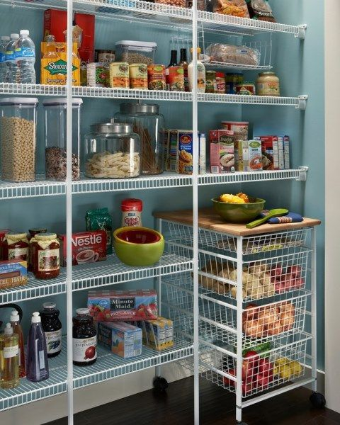 Prairie Village Food Pantry