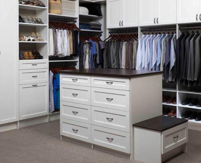 Kansas City Custom Closets: Closet And Storage Design Company