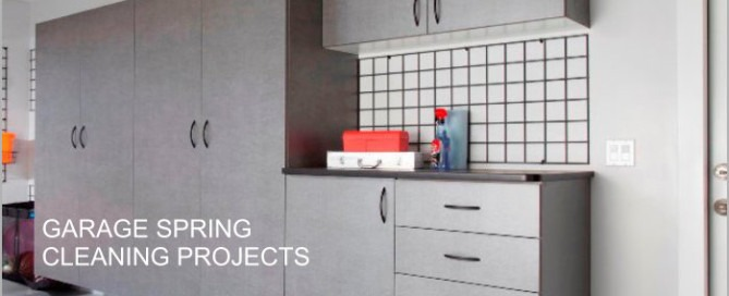 Spring Projects For Your Garage? & Garage Storage Archives - Kansas City Custom Closets