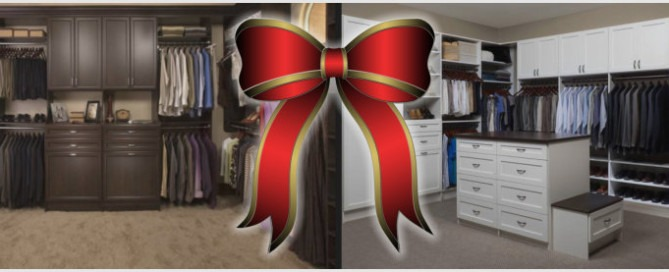 Wrap Up Organization; The Perfect Gift For The Person Who (Literally) Has  Everything! KC Custom Closets