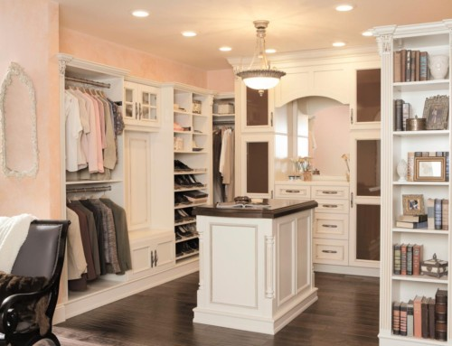 Boutique Inspired Closets