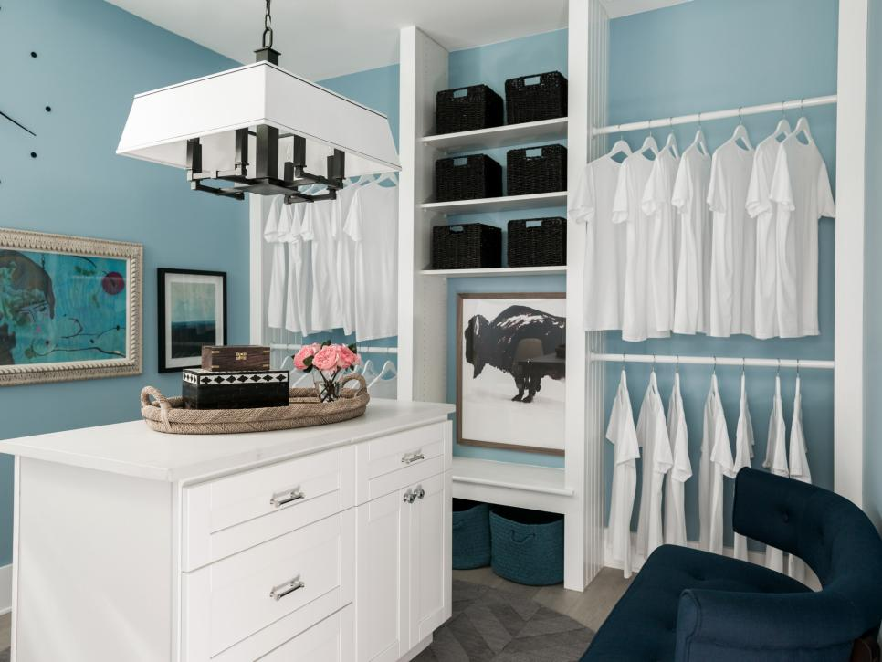 Master Closet Pictures From HGTV Dream Home 2017