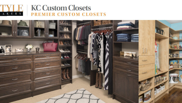 As seen in Kansas City Homes and Style Magazine
